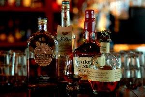 1 bourbon